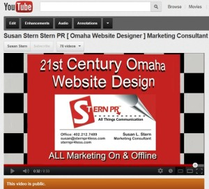Stern PR | Website Designers Omaha