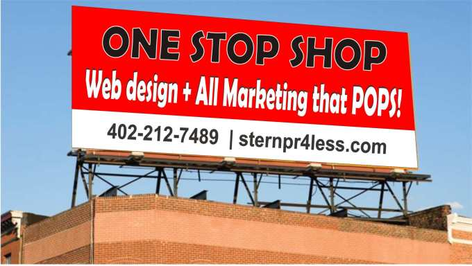 Omaha Website Design | Website Designer Omaha | Stern PR Marketing