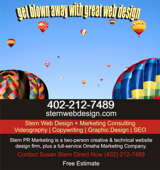 image ad affordable website design omaha neb