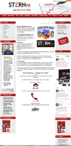 stern pr marketing firm omaha neb website