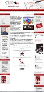 stern pr marketing firm omaha neb website