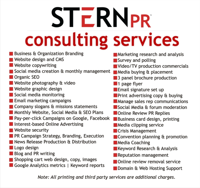 omaha nebraska marketing firm stern pr